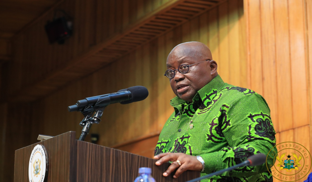 """Roadmap On Lifting Small-Scale Mining Ban Out Soon"" – President Akufo-Addo"