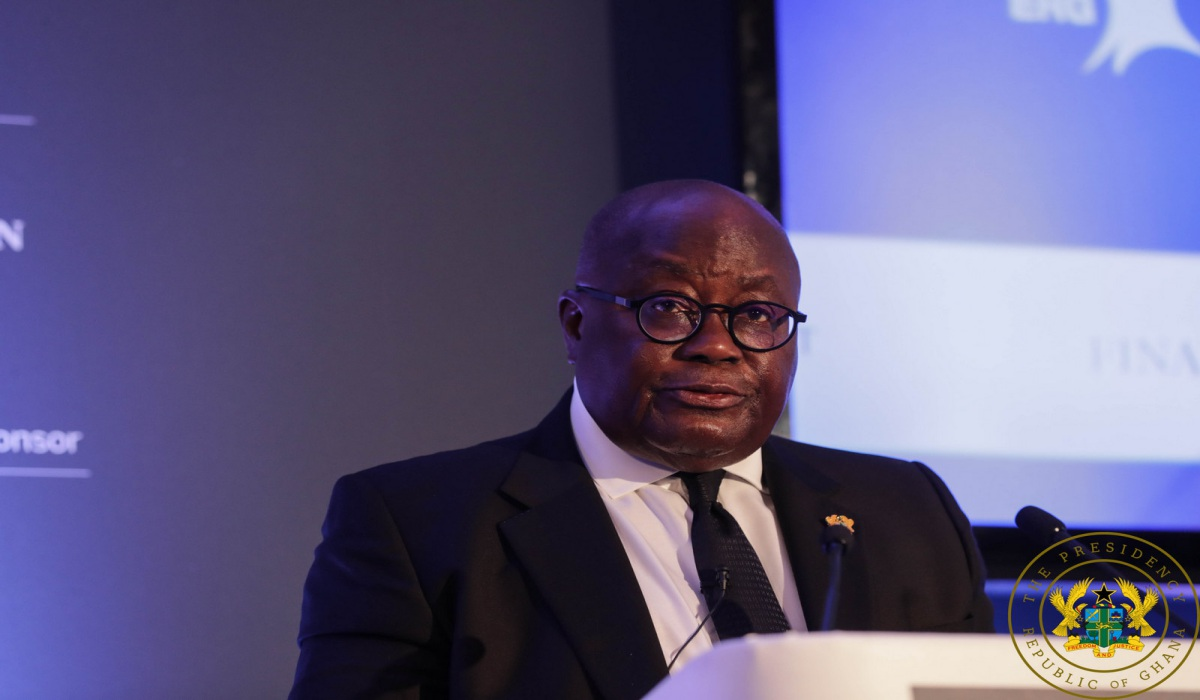 President Akufo-Addo Attends UK-Africa Investment Summit In London; World Economic Forum In Davos.
